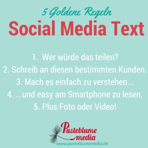 Schreiben für Social Media