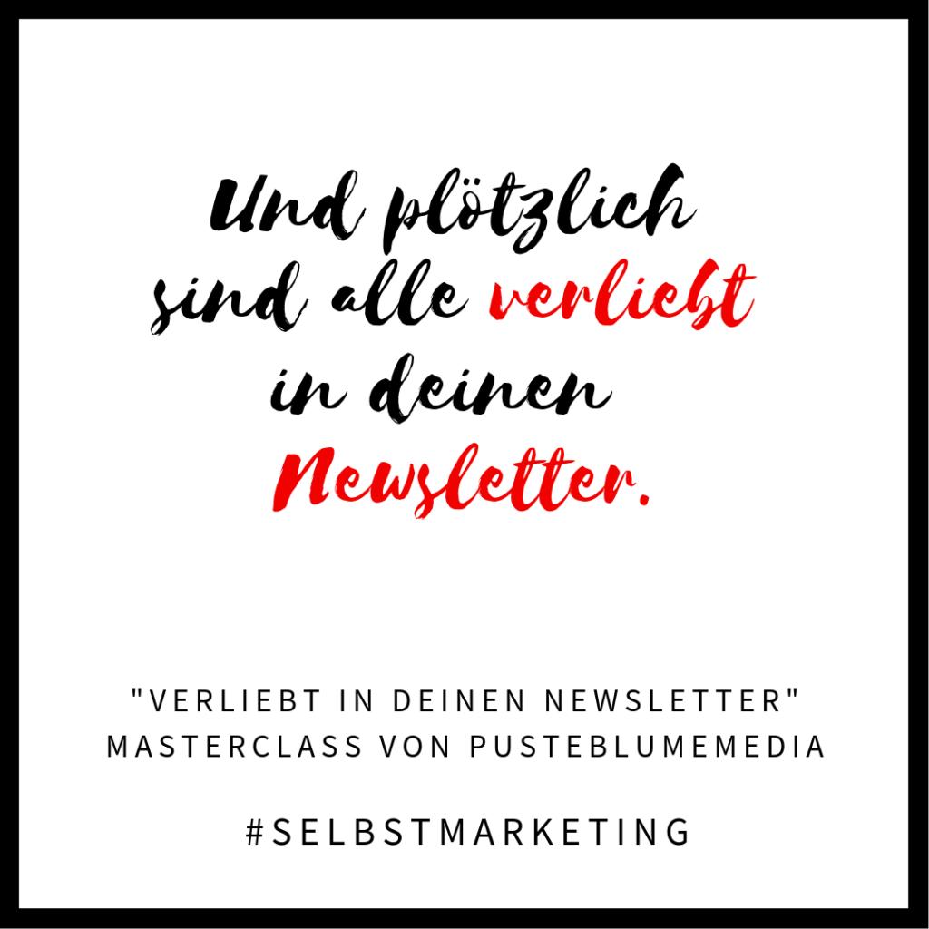 pusteblumemedia-Newsletter